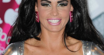 Katie Price launching ipod