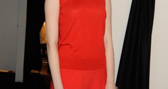 Emma Stone @Calvin Klein Fashion