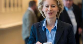 Ursula von der Leyen - CDU-MILF