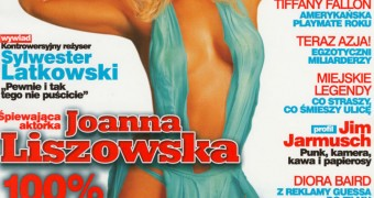 Joanna Liszowska Polish Actress