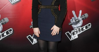 Holly Willoughby The Voice Launch