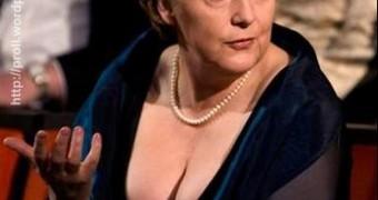Angela Merkel - Funny