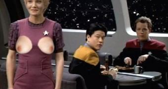 Star Trek Porno (HARDCORE FAKES)