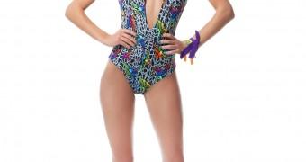 Nina Agdal for La Boheme Swimwear