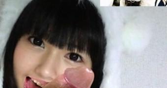 japanese fakes k-on! seiyuu Aki Toyosaki,Yoko Hikasa, Ayana Take