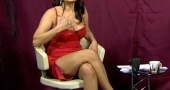 Turkish Actress Nurgul Yesilcay