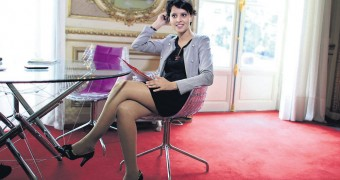 Sexiest Women of the French Government. Which one do you prefer?