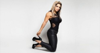 WWE MAGAZINE EXCLUSIVE PHOTOS KAITLYN