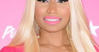 Nicky Minaj Black Whore