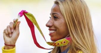 Lucimara Silva -Big Bubble Butt Brazilian Olympic Athlete