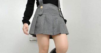 beautyful  leg asian