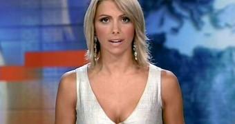 Simona Branchetti - Italian anchorwoman