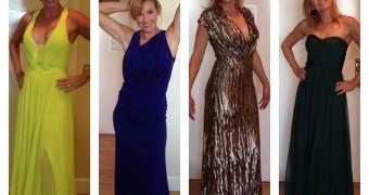 Kari Byron dresses