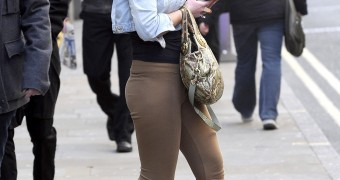 Helen Flanagan Leggings