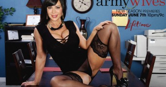 Catherine Bell, American Wives (Army Wives) new saison promo