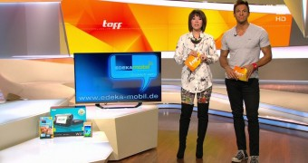 german TV - overknees