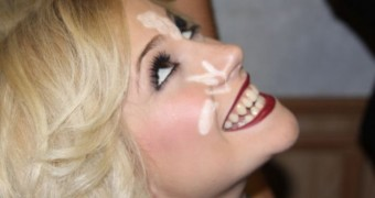 Another Pixie Lott facial fake I made