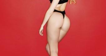 Nicole Neal Topless Thong Ass Photos