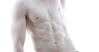 Ryan Sandefur:  Fitness Model