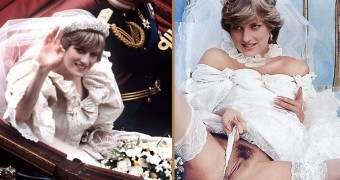 My fakes of princess Diana