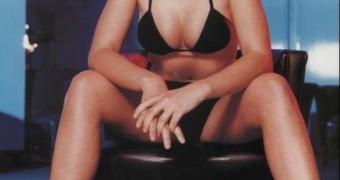 Edith Bowman Topless