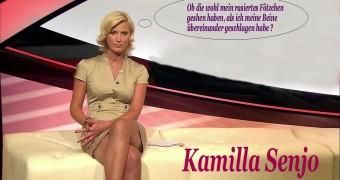 Kamilla Senjo - Captions (Netzfunde)
