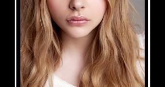 Celeb Captions -  Chloe Grace Moretz