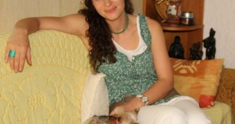 MY FAV CZECH CELEB MASA MALKOVA! I LOVE HER MUSCULAR BODY!