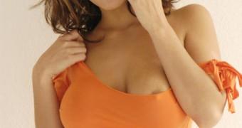 Shannon Stewart Fit In Orange