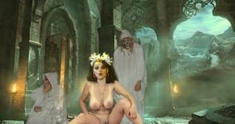 Nina hagen nackt