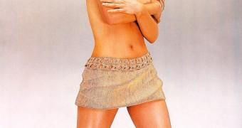 Angelica Bridges - HOT redhead from Baywatch