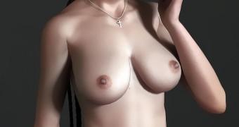 Scarlett Johansson - art fake