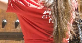 Deena Cortese- BIG ASS in Short Shorts -Jersey Shores