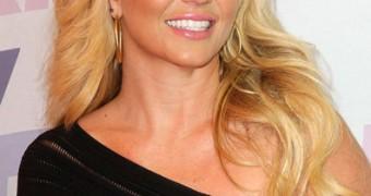 Britney die voll blut schampe