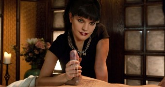 Pauley Perrette of NCIS