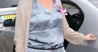 Kate Garraway-Pregnant