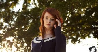 Lass: Incredibly hot redhead