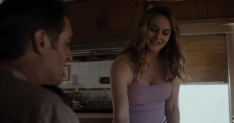 Alicia Silverstone with BIG TITS!