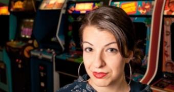 Anita Sarkeesian - Passionate Internet Whore