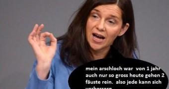 politikerinnen deutschland pervers