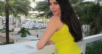 القحبة اللبنانية لاميتا فرنجية