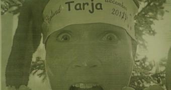 Tarja Turunen cum tribute (Happy New Year Slut)