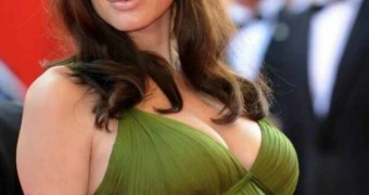 Angelina Jolie Sexy Lactating Bad Girl