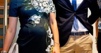 royal pregnant Victoria von Schweden