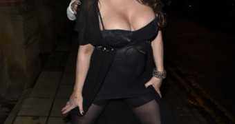 Lisa Appleton @ Oxford Club in Manchester