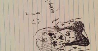 Jessica Nigri Drawings