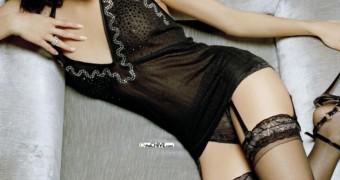 Eva Longoria panty pubes