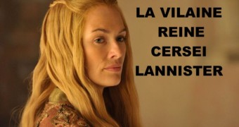 GAME OF THRONES Shame of Cirsei Lannister