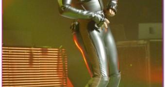 Janet Jackson - Rubber Bodysuit