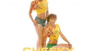 Celebrity Crush - The Cheeky Girls